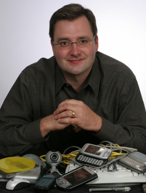 Steven Clift and Technology Gear